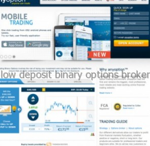Does tradeking have binary options